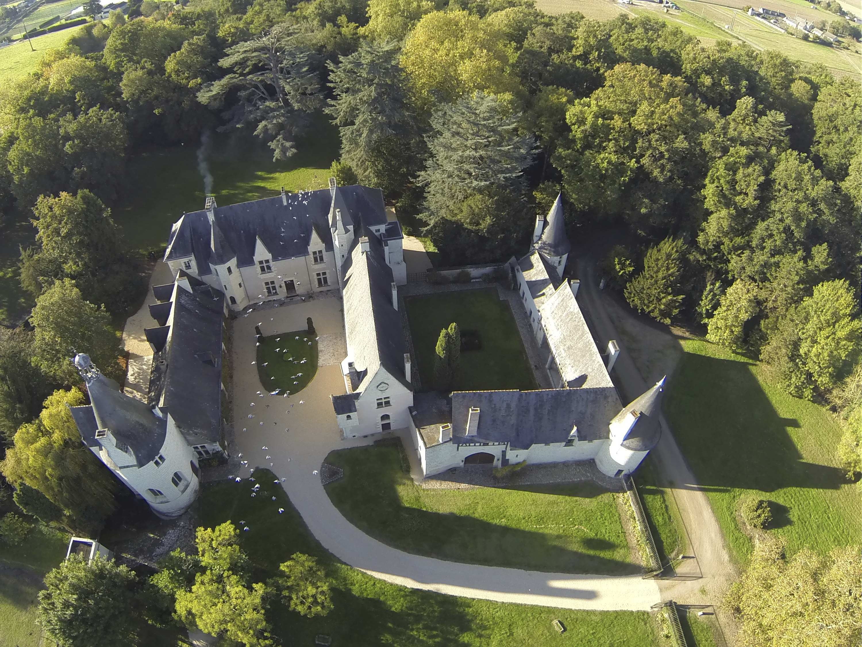 Video crits de roi ren le manoir de launay for Conception de plans de manoir